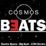 gemafreie CD - Cosmos Beats - Elctro Space - Big Beat und 8 Bit Electro