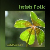 gemafreie CD - Irish Folk